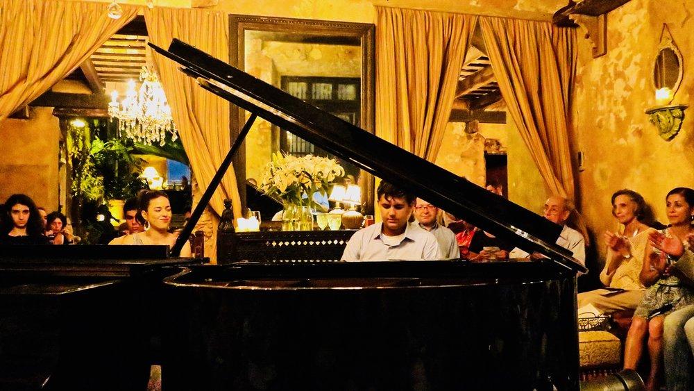 Puerto Piano – Puerto Rico International Piano Festival